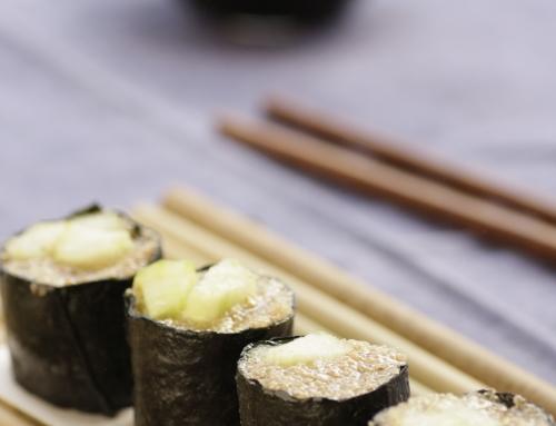 Amaranth Sushi
