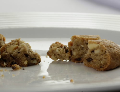 Giant Chocolate chip and Marula nut cookies