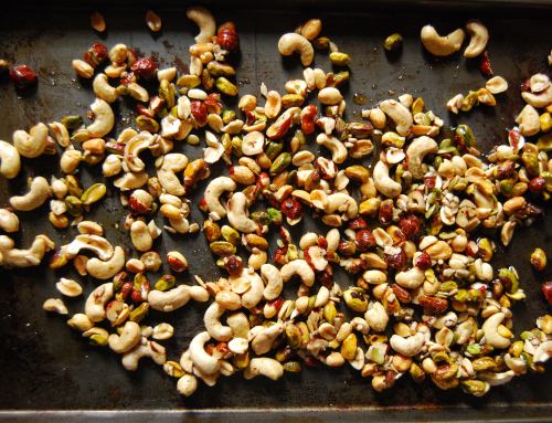 Honey and Chilli Glazed LOCAL Nuts