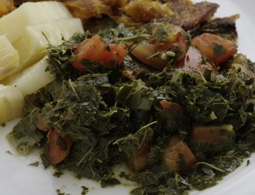 Cassava Relish