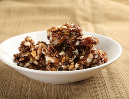 Marula Nut Brittle